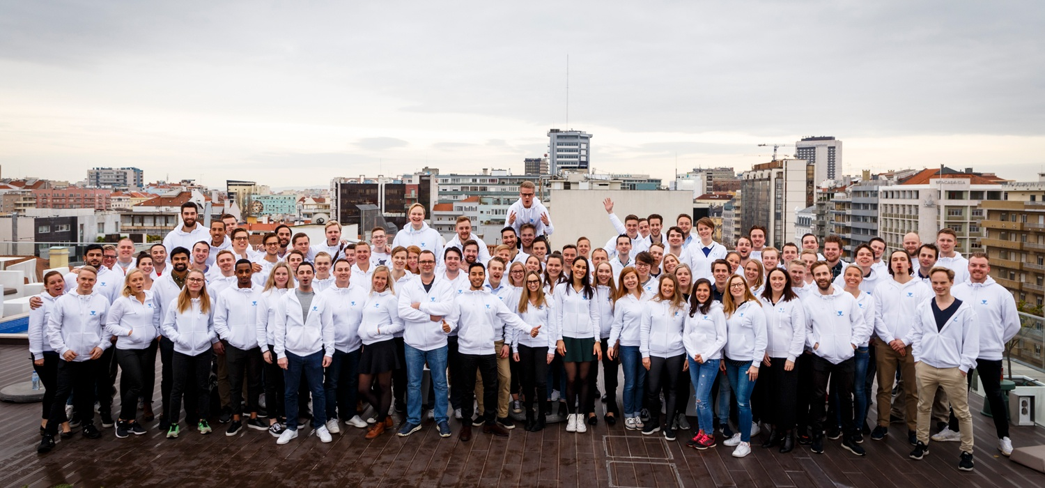 Vainu 2018 Kickoff in Lisbon and Fueling Another Major Growth Year