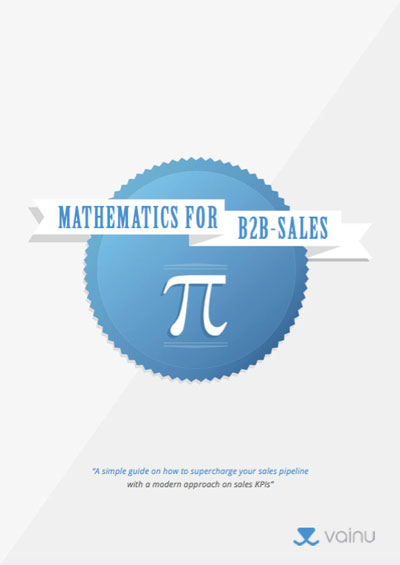 Mathematics for B2B Sales