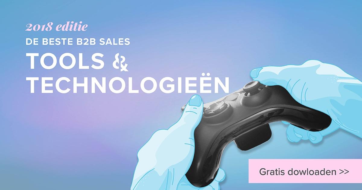 De Beste B2B Sales Tools en Technologieën